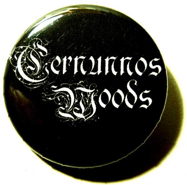 Cernunnos Woods dungeon synth dark ambient black metal button pin badge