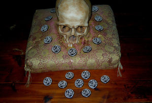 ELDER ONES Necronomicon Sigil (PIN)
