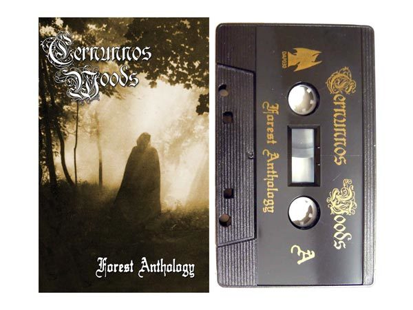 Cernunnos Woods Forest Anthology Cassette dark ambient dungeon synth