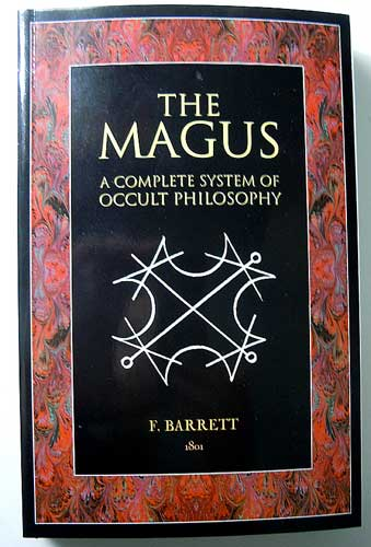 The Magus By Francis Barret (BOOK)