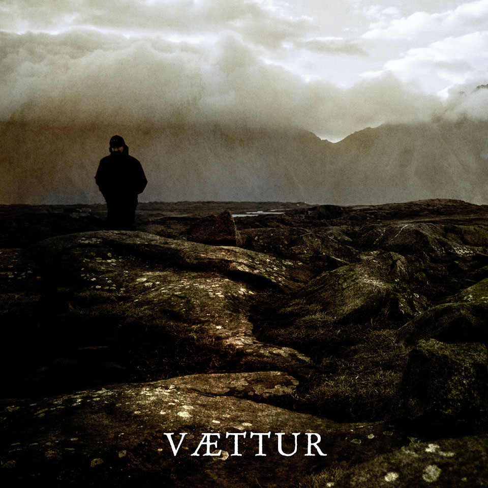Vættur Artist Photo dark ambient dungeon synth