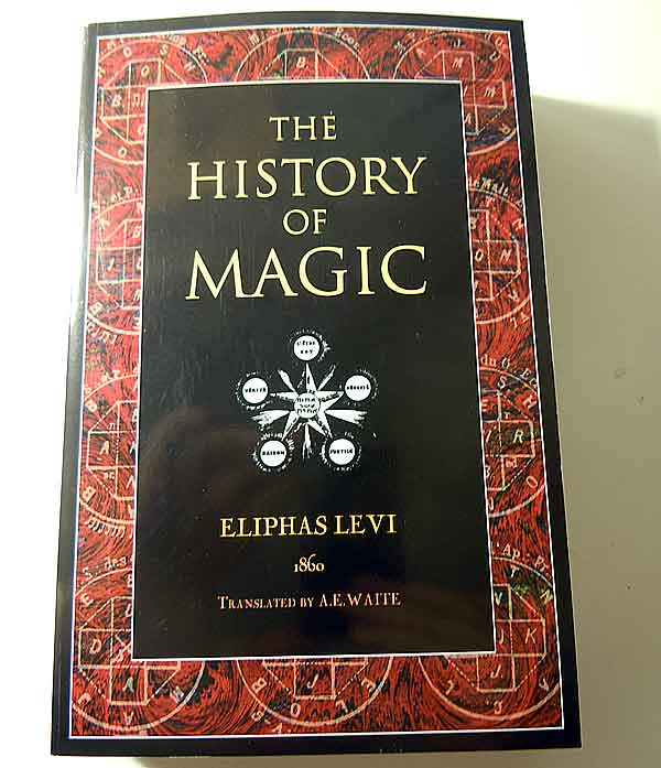 History of Magic by Eliphas Levi book