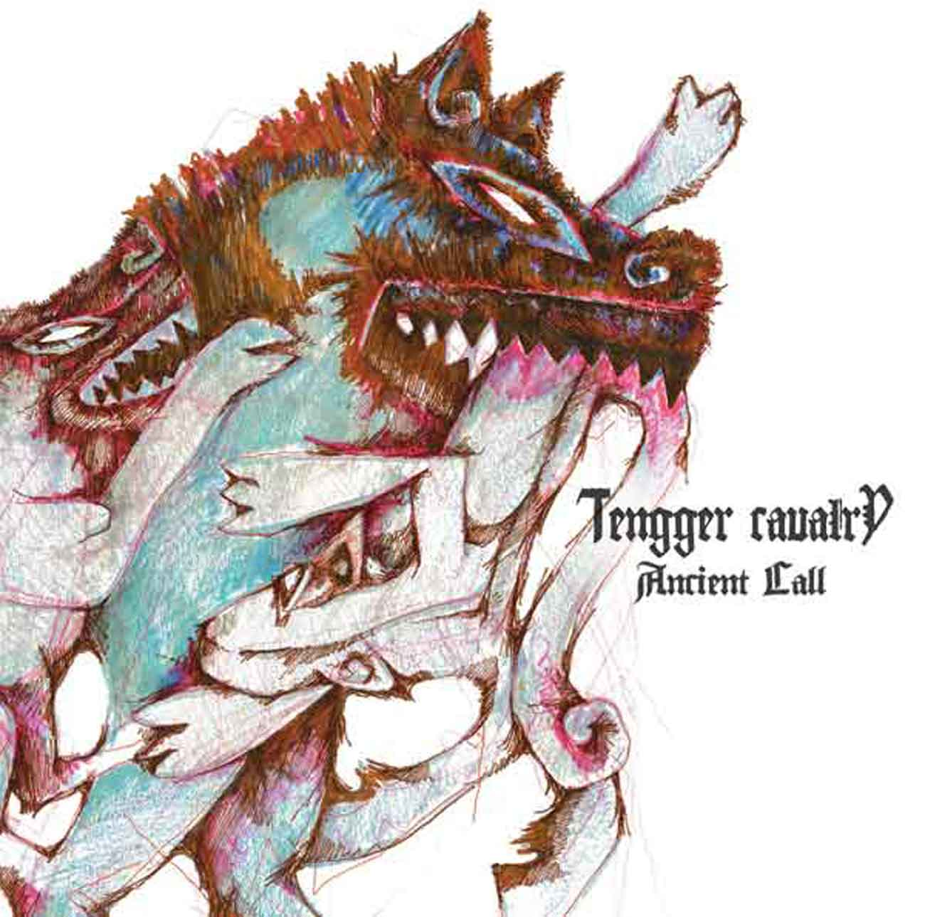 Tengger Cavalry - Ancient Call CD mongolian folk metal