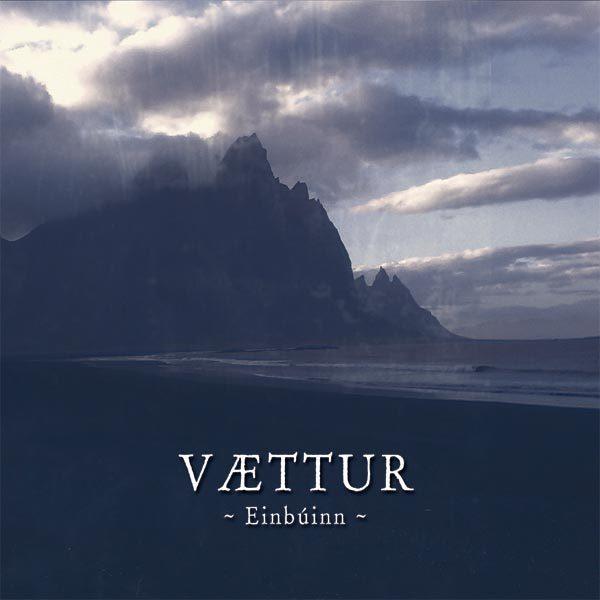 Vaettur - Einbuinn CD digipak neoclassical dark ambient neo classical