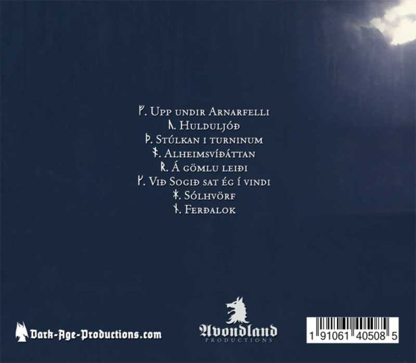 Vaettur_CD_back-cover