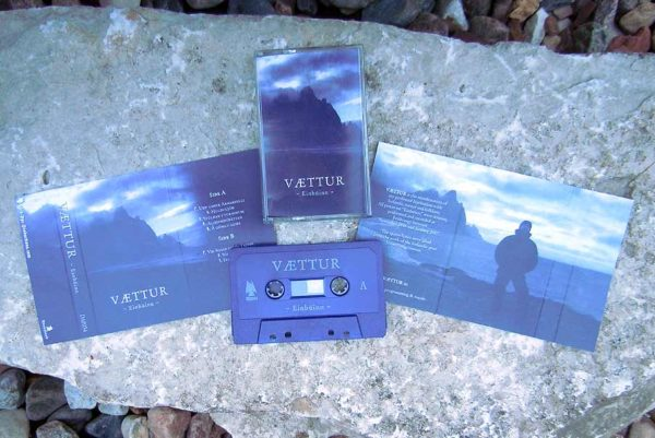 Vaettur neoclassical dark ambient dungeon synth icelandic folk