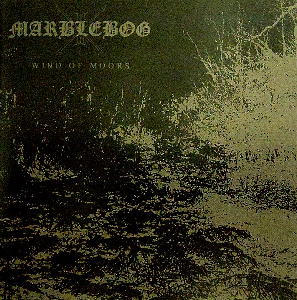 Marblebog - Wind of Moors CD dark ambient dungeon synth