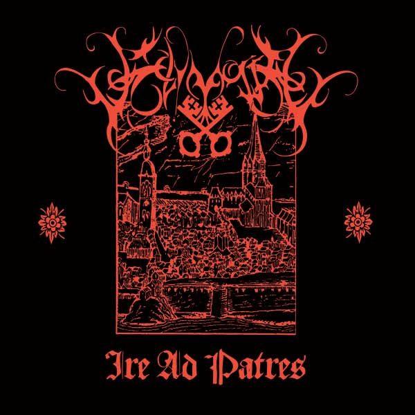 Selva Rossa - Ire Ad Patres CD medieval black metal