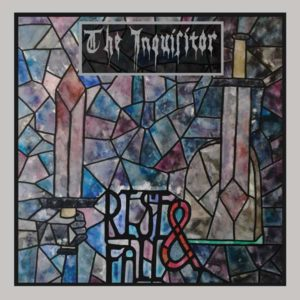 The Inquisitor - Rise & Fall CD medieval dungeon synth dark ambient