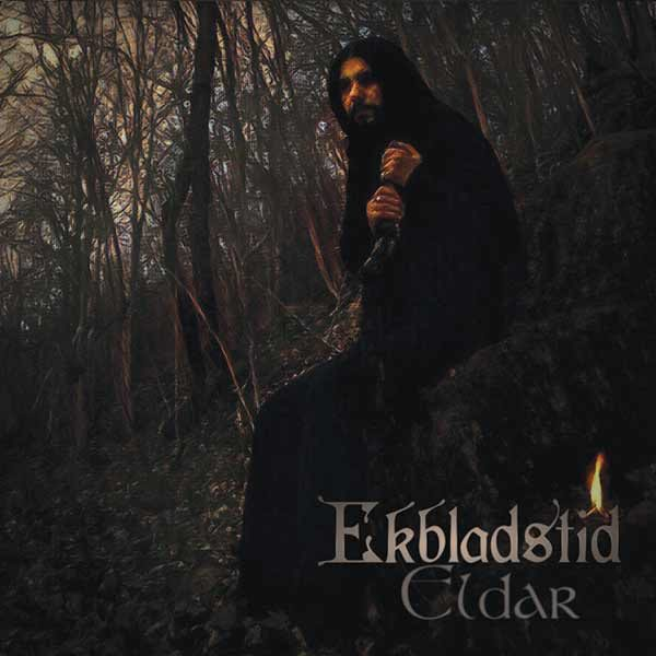 Ekbladstid - Eldar CD medieval dark ambient lo-fi dungeon synth