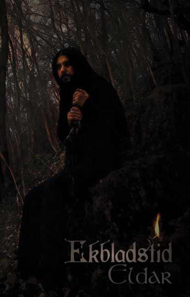 Ekbladstid - Eldar Cassette medieval dark ambient lo-fi dungeon synth