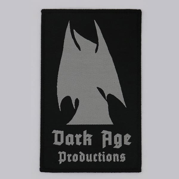 Dark Age Productions Icon Patch medieval dark ambient dungeon synth