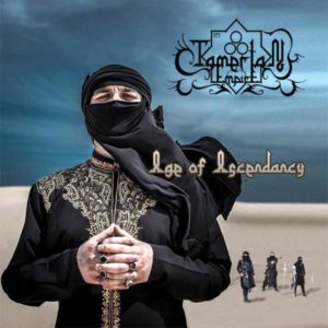 TAMERLAN EMPIRE - Age Of Ascendancy CD symphonic middle eastern black metal