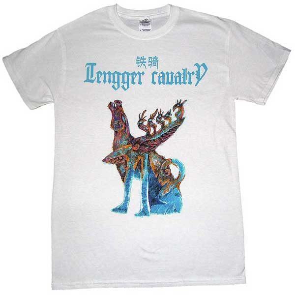 TENGGER CAVALRY - Nomadic Totem (T-SHIRT)