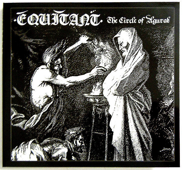 Equitant - The Circle of Agurak CD dungeon synth dark ambient