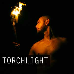 Torchlight Artist Pic dark ambient dungeon synth