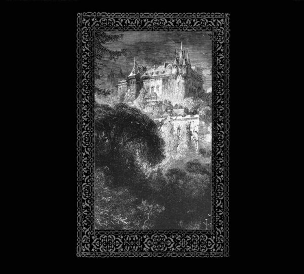 Catacombs Enshadowed - Curse of Dark Centuries CD dungeon synth black metal dark ambient