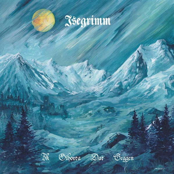 Isegrimm - Ik Gihorta Dat Seggen CD neoclassical dark ambient dungeon synth
