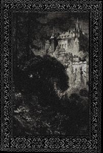 Catacombs Enshadowed curse of dark centuries cassette dungeon synth black metal