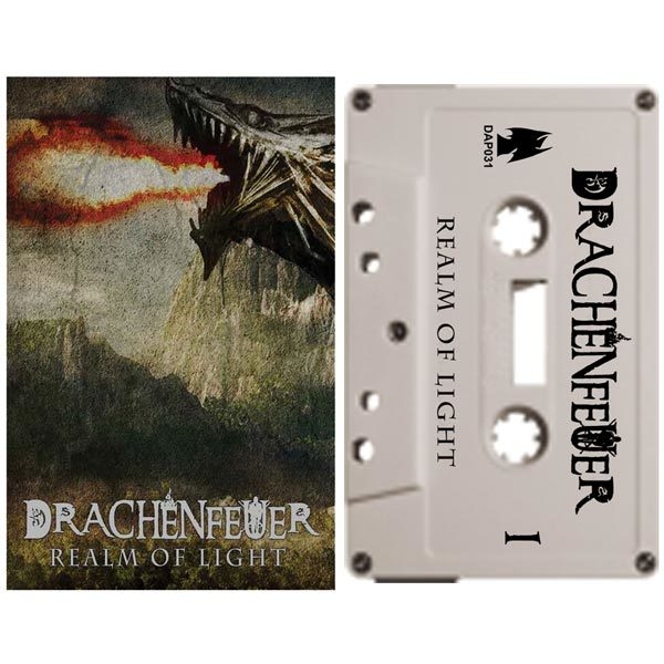 Drachenfeuer realm of light cassette dark ambient dungeon synth