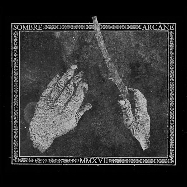 Sombre Arcane CD Cover dark ambient dungeon synth