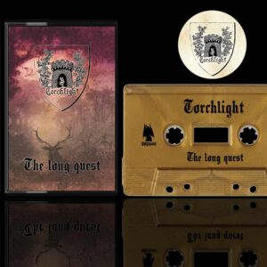 The-Long-QuTorchlight - The Long Quest cassette tape dungeon synth Dark Age Productions