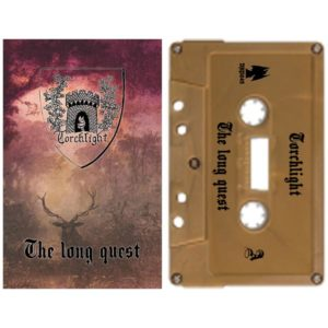 Torchlight the long quest cassette dark ambient dungeon synth