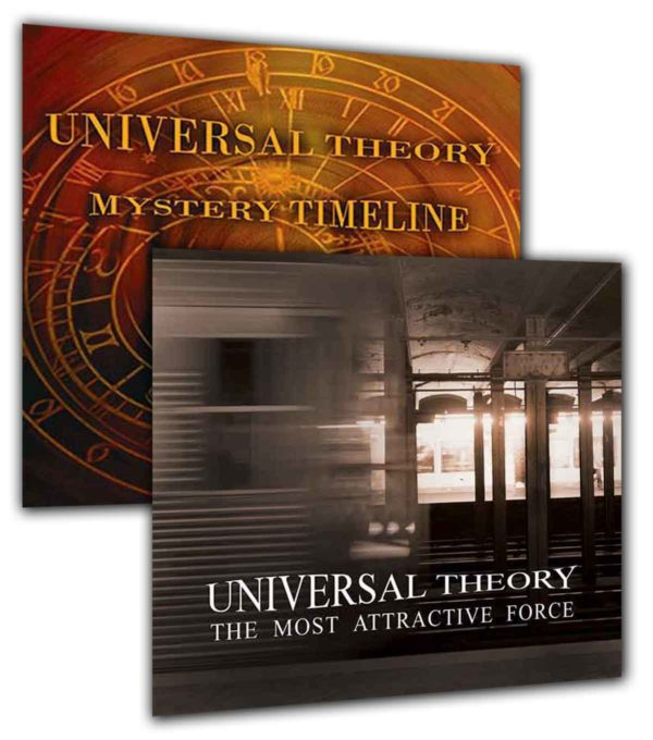 Universal theory CD twin pack gothic metal