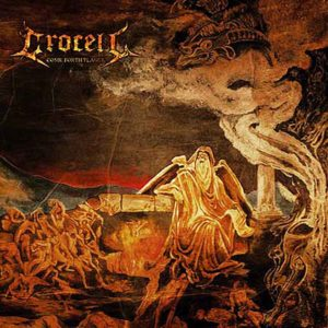 Crocell Come Forth Plague CD death metal thrash metal