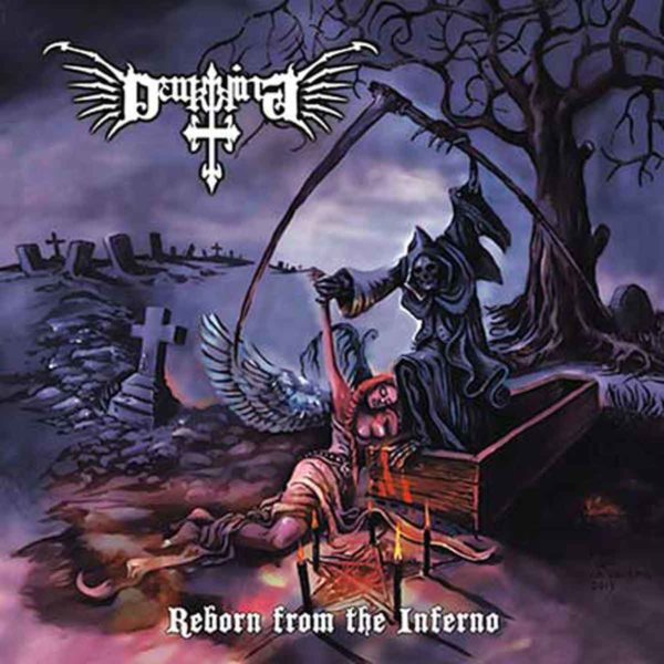 Dark Ring Reborn from the Inferno CD black metal