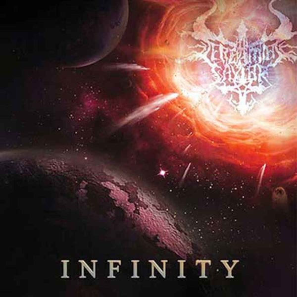 Screaming Savior Infinity CD cosmic black metal
