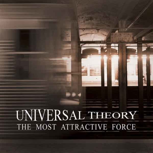 Universal Theory The Most Attractive Force CD gothic metal