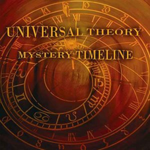 Universal Theory Mystery Timeline CD gothic metal