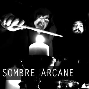 Sombre Arcane artist thumb dungeon synth