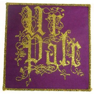 Ur Pale logo patch dungeon synth