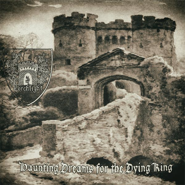 TORCHLIGHT Haunting Dreams for the dying king CD Dungeon Synth