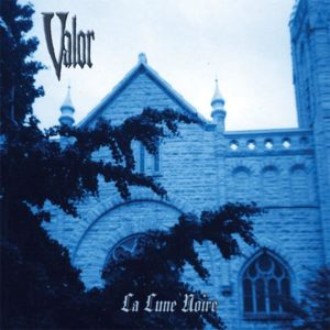 VALOR La Lune Noire CD dungeon synth finland