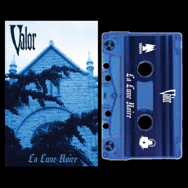 VALOR La Lune Noire Tape dungeon synth 1996 2020