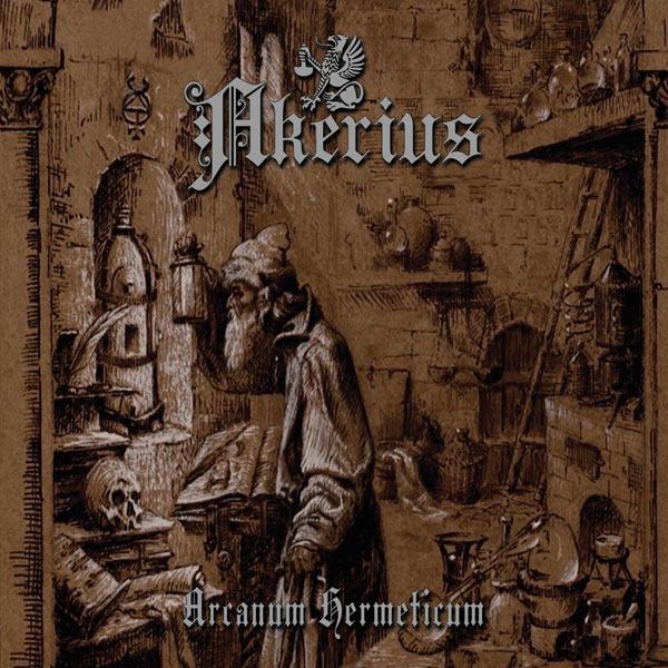 Akerius - Arcanum Hermeticum CD