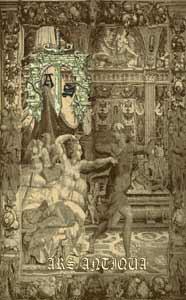 Ancient Sword - Ars Antiqua cassette cover