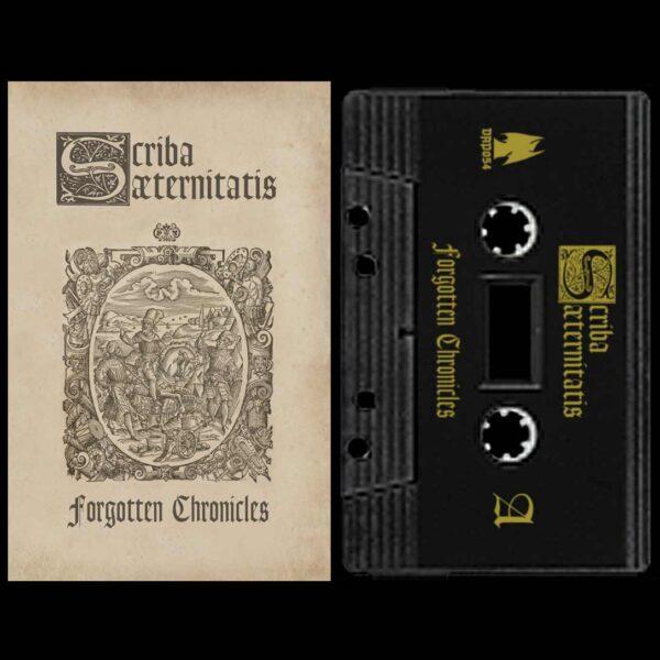 Scriba Aeternitatis - Forgotten Chronicles Cassette Tape