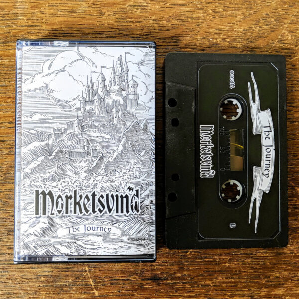 morketvind-the-journey-cassette dungeon synth