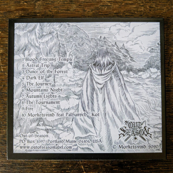 morketvind-the-journey-cd2 dungeon synth