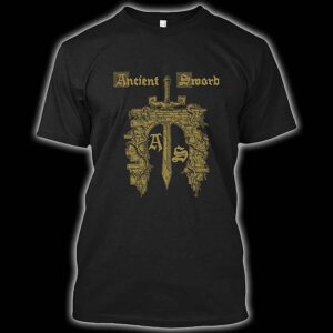 Ancient Sword T-shirt dungeon synth