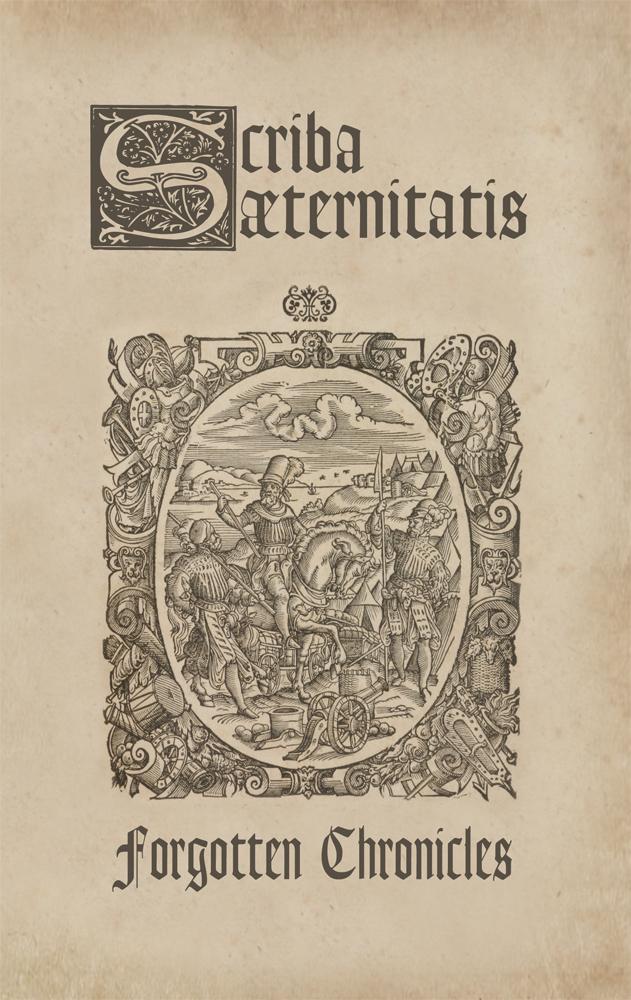 Scriba Aeternitatis tape cover