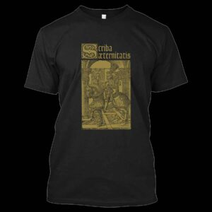Scriba Aeternitatis - Knight Tshirt dungeon synth dark age productions