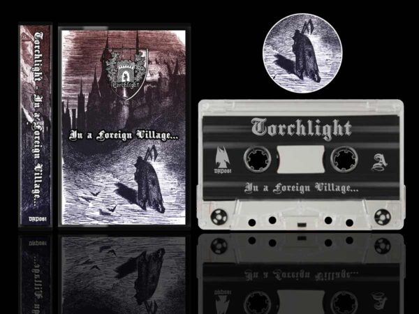 Torchlight - In a Foreign Village Cassette dungeon synth Dark Age Productions
