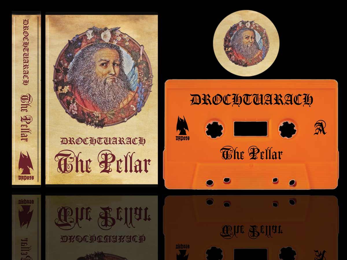 Drochtuarach - The Pellar Cassette Tape