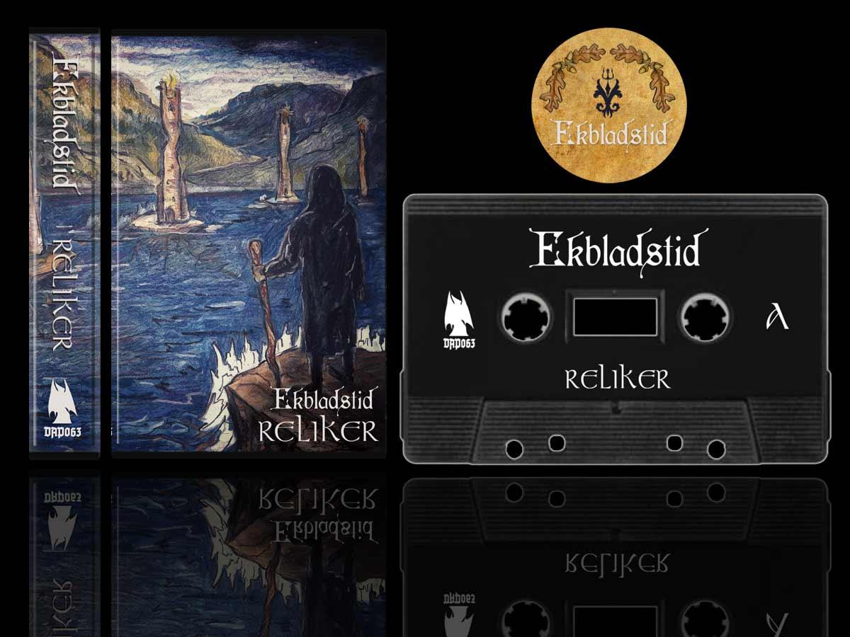 Ekbladstid - Reliker Cassette