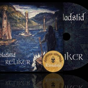 Ekbladstid - Reliker CD dungeon synth dark age productions